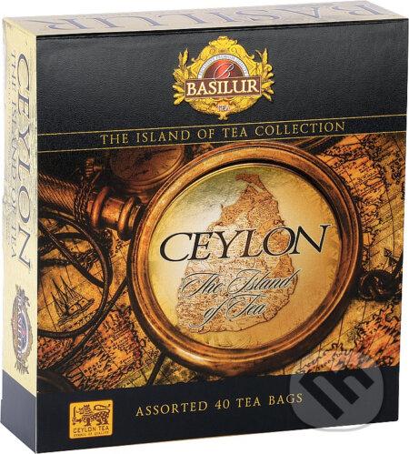 BASILUR The Island of Tea Assorted - Bio - Racio