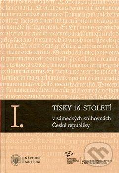 Fatimma.cz Komplet-Tisky 16. století v zámeckých knihovnách České republiky I-III Image
