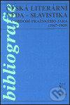 Interdrought2020.com Česká literární věda - Slavistika v období pražského jara (1967-1969) Image