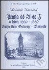 Fatimma.cz Praha od A do Z v letech 1820-1850. Kniha třetí: Ostrovy - Řemeslo Image