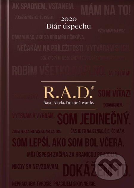 Diár úspechu® 2020 - R.A.D - Andy Winson, Hana Trnčáková