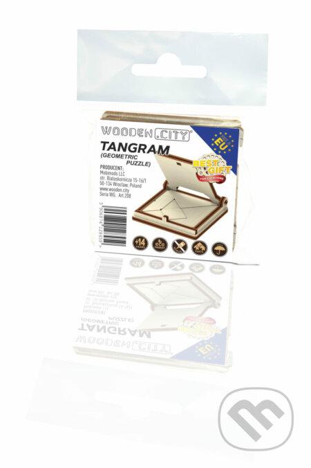 Mini hra – Tangram - WOODENCITY