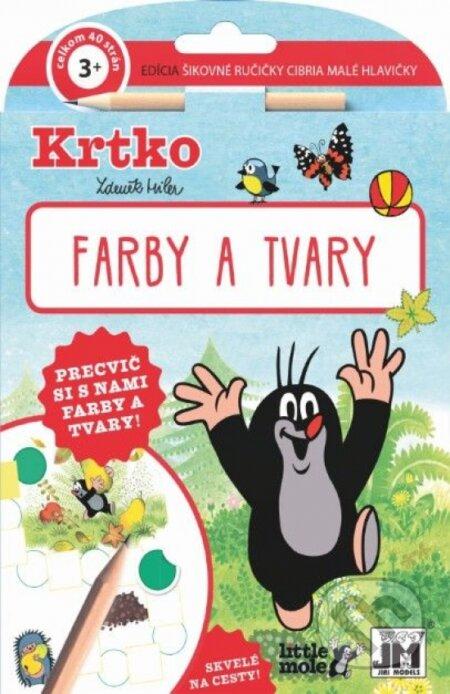 Farby a tvary/Krtko - Zdeněk Miler