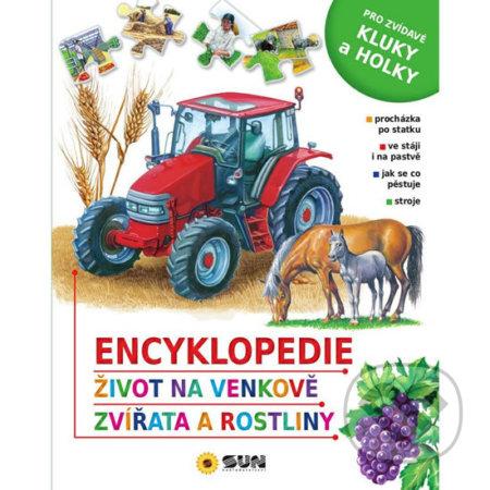 Encyklopedie: Život na venkově, Zvířata a rostliny -
