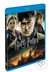 Harry Potter a Relikvie smrti - část 2. Blu-ray