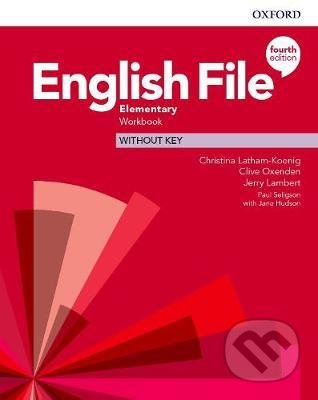 New English File - Elementary - Workbook without Key - Christina Latham-Koenig, Clive Oxenden, Jerry Lambert