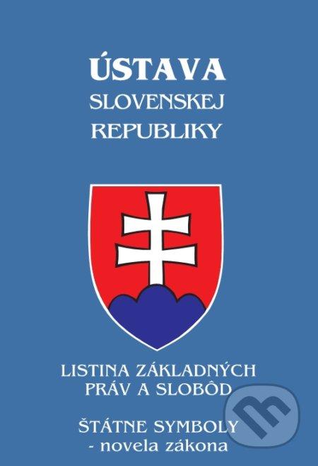 Fatimma.cz Ústava Slovenskej republiky - úplné znenie zákona po ostatnej novele Image