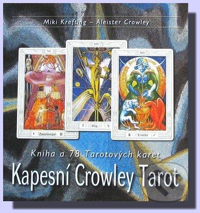 Fatimma.cz Kapesní Crowley Tarot Image