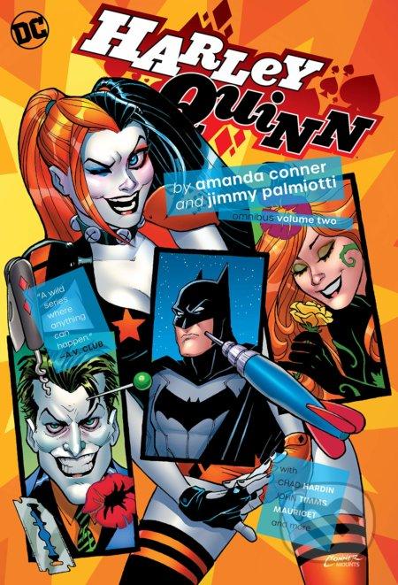 Harley Quinn - Amanda Conner, Jimmy Palmiotti