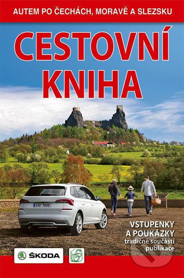 Cestovní kniha - Autem po Čechách, Moravě a Slezsku - David Soukup