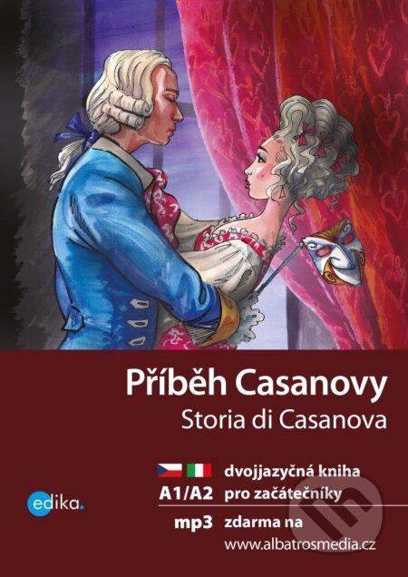 Fatimma.cz Příběh Casanovy / Storia di Casanova Image