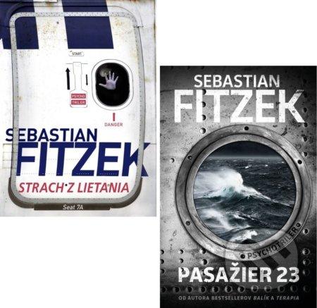 Fatimma.cz Strach z lietania + Pasažier 23 (Kolekcia) Image