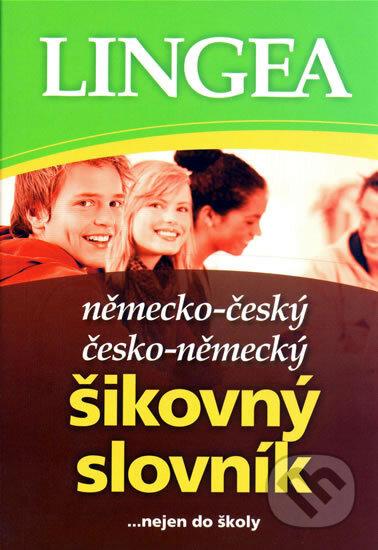 Německo-český česko-německý šikovný slovník - Lingea