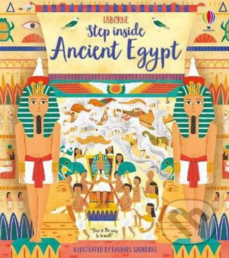 Step Inside Ancient Egypt - Lloyd Rob Jones