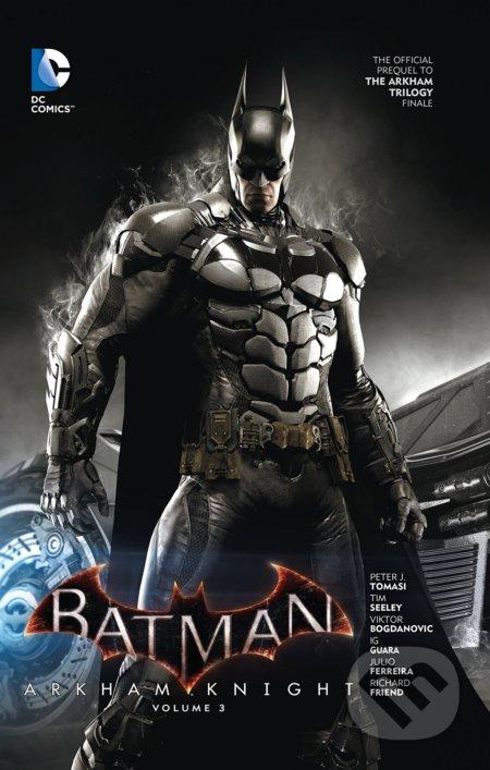 Batman: Arkham Knight - Peter J. Tomasi