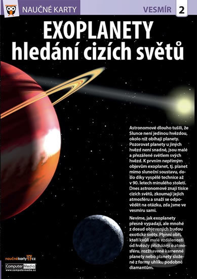 Interdrought2020.com Naučné karty: Exoplanety Image