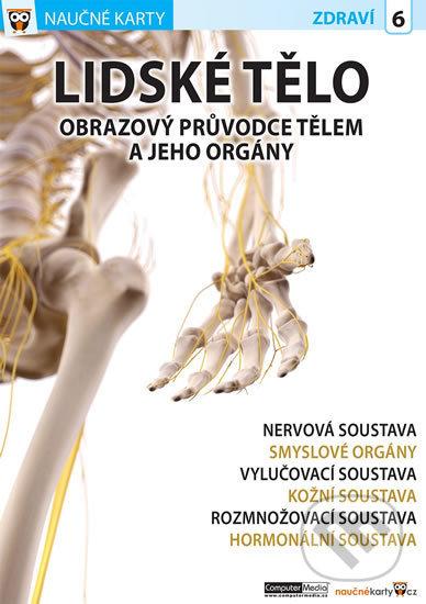 Interdrought2020.com Naučné karty: Lidské tělo 2 Image