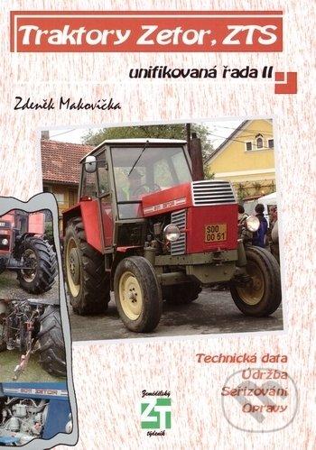 Traktory Zetor, ZTS - unifikovaná řada II - Zdeněk Makovička