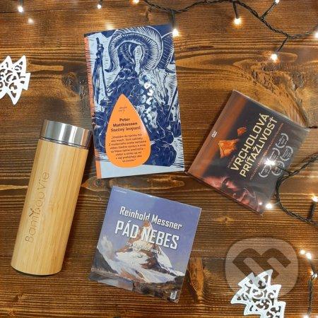Newdawn.it Vianočná knižná výbava pre zanieteného turistu Image
