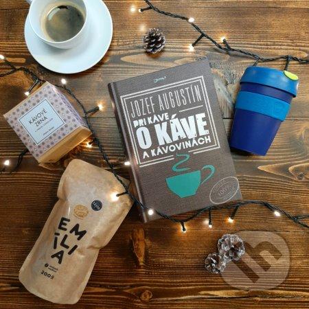 Bthestar.it Vianočná (ne)knižná výbava pre milovníka kávy Image