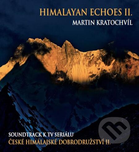 České himálajské dobrodružství II. / Himalayan Echoes II. - CD DVD