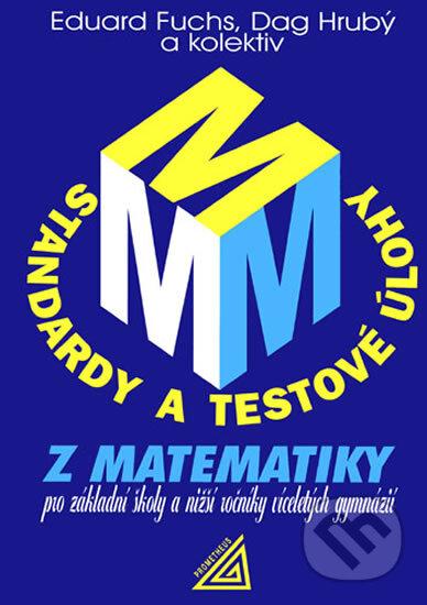 Fatimma.cz Standardy a testové úlohy z matematiky Image