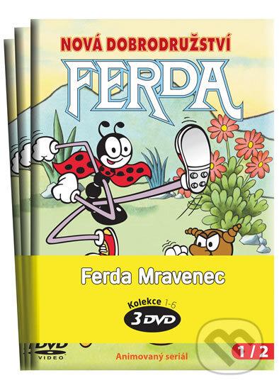 Ferda Mravenec - kolekce DVD
