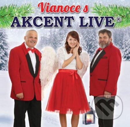 Akcent: Vianoce s Akcent live - Akcent