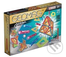 Stavebnice Geomag Glitter 68 pcs - Geomag