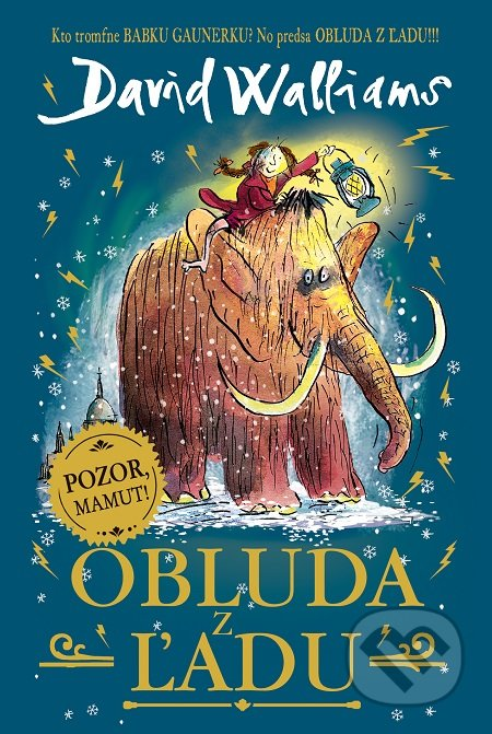 Obluda z ľadu - David Walliams