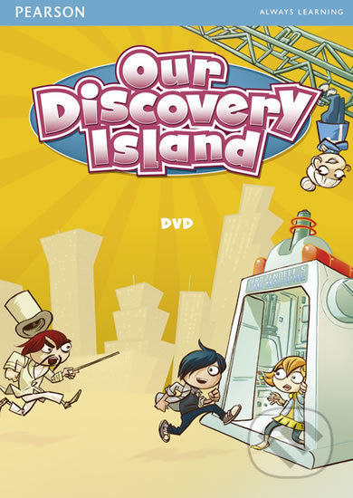 Our Discovery Island 5 DVD - Pearson
