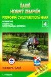 Fatimma.cz Šariš, Horný Zemplín - cykloturistická mapa č. 4 Image