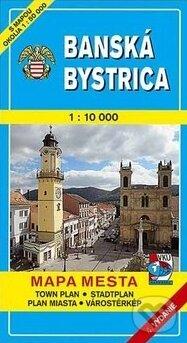 Fatimma.cz Banská Bystrica 1:10 000 Image