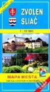 Fatimma.cz Zvolen - Sliač 1:10 000 Image