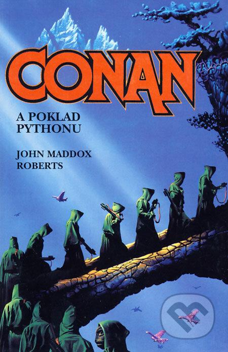 Fatimma.cz Conan a poklad Pythonu Image