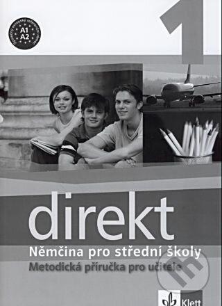 Fatimma.cz Direkt 1 - Němčina pro střední školy Image