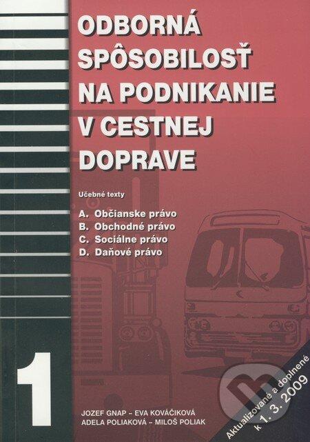 Fatimma.cz Odborná spôsobilosť na podnikanie v cestnej doprave 1 Image