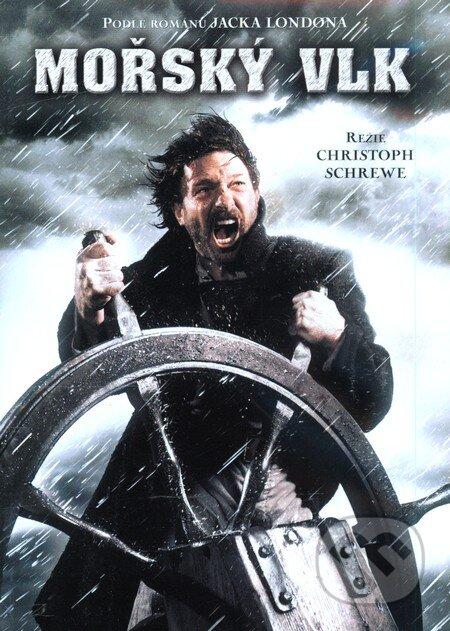 Morský vlk DVD