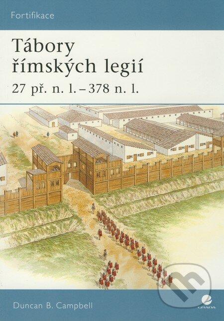 Bthestar.it Tábory římských legií 27 př. n. l. – 378 n. l. Image