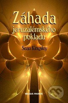 Záhada jeruzalémského pokladu - Sean Kingsley