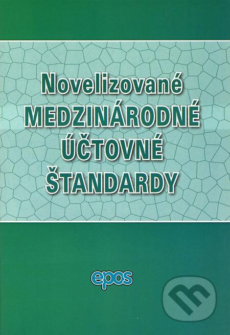 Fatimma.cz Novelizované medzinárodné účtovné štandardy Image