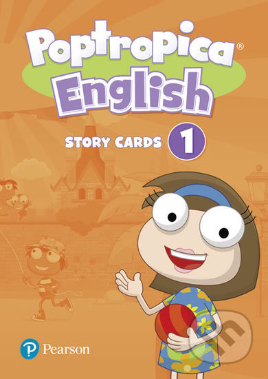 Poptropica English 1: Storycards - Linnette Erocak