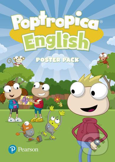 Poptropica English: Poster Pack - Tessa Lochowski