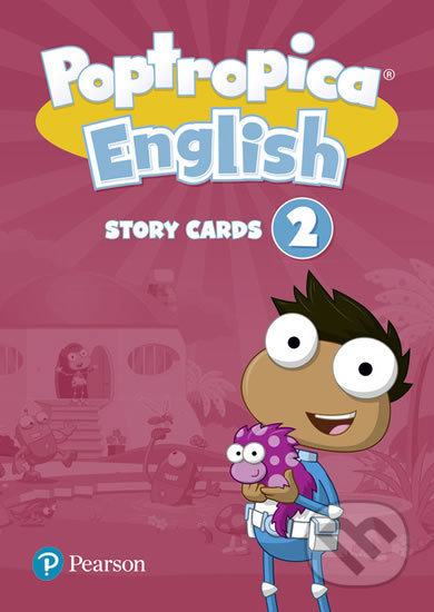 Poptropica English 2: Storycards - Sagrario Salaberri