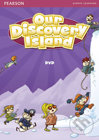 Our Discovery Island - Pearson