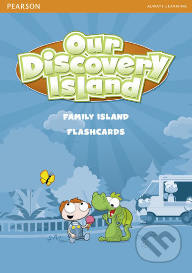 Our Discovery Island - Starter - Pearson