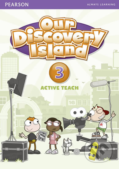 Our Discovery Island - 3 -