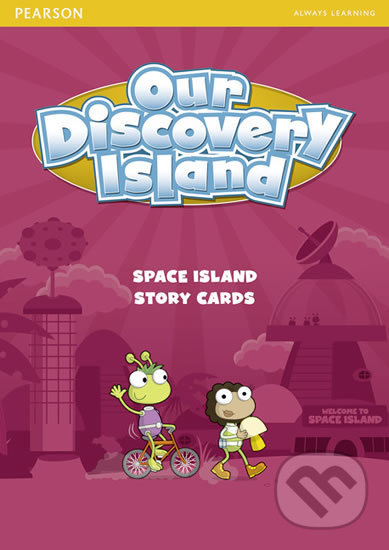 Our Discovery Island - 2 - Pearson
