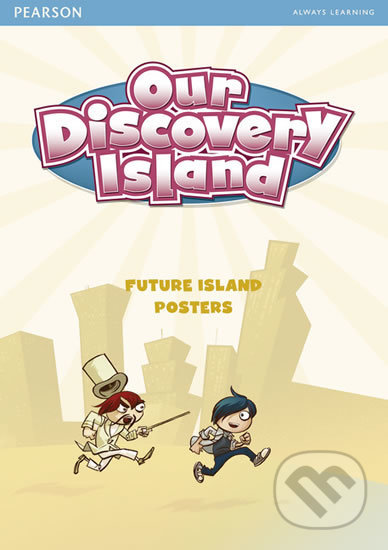 Our Discovery Island - 5 - Pearson