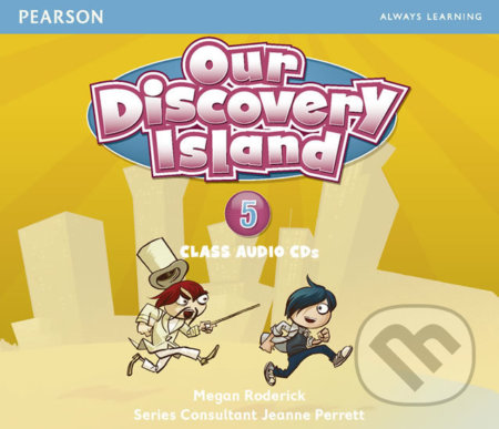 Our Discovery Island - 5 - Megan Roderick
